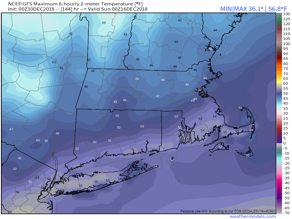 GFS 50-STATES USA undefined undefined 144